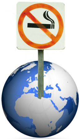 CANSA is Fighting for a Tobacco-Free World