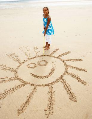 Be SunSmart & reduce your skin cancer risk...