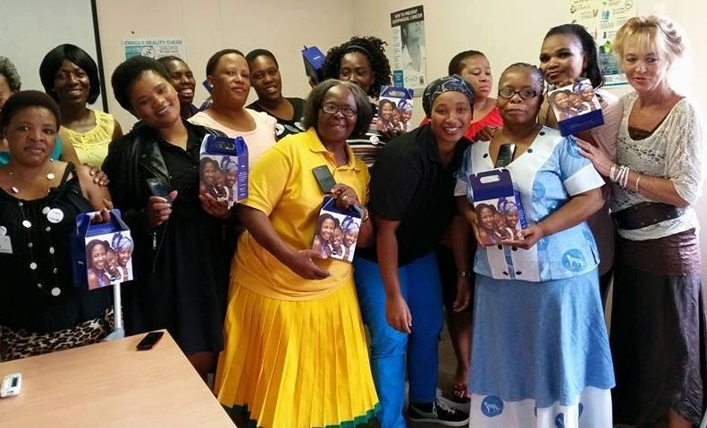 Phakamisa Volunteers Women PMB 2015