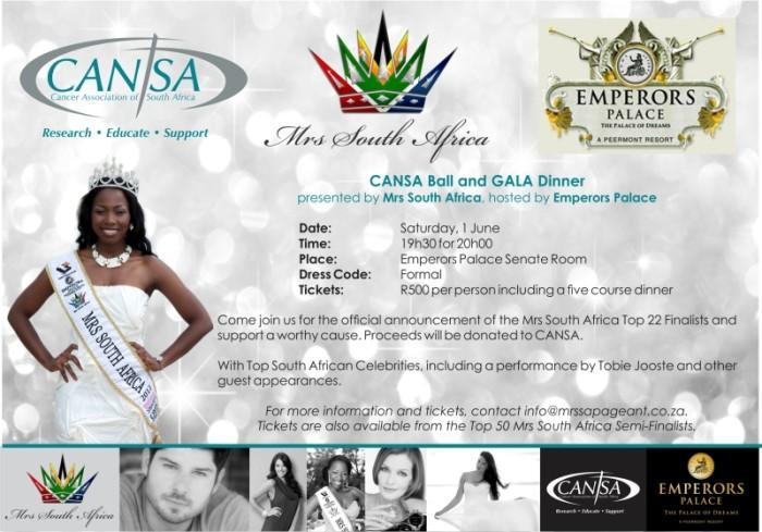 Mrs SA CANSA Ball Invite 800