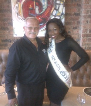 Mrs SA Fikile Mekgoe with CANSA Head of Business Development Munnik Marais 600