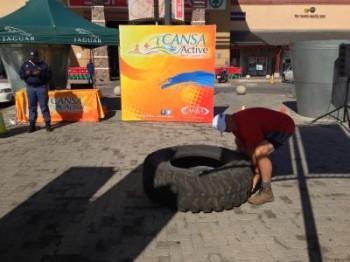 Tyre Flip small