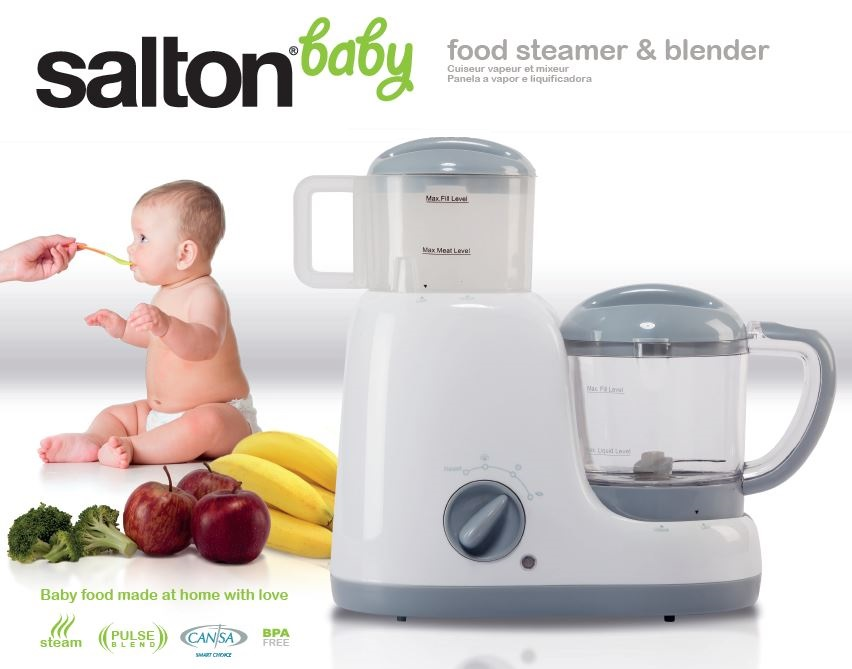 Baby Food Steamer And Blender South Africa