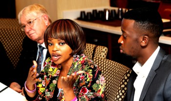 Zoleka Mandela speaks out