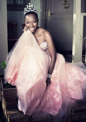 Fikile Mekgoe - Mrs SA 2012
