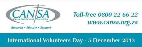 International Volunteers Day 5 December logo