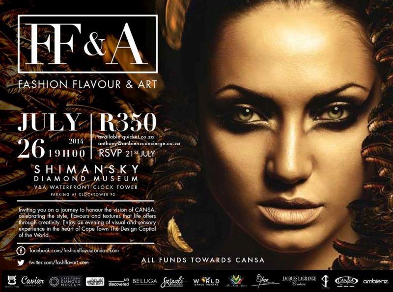 Fashion Flavour & Art Event