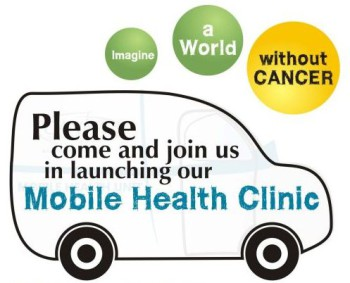 SAMCT donation Mobile Health Clinic to CANSA Durban Care Clinic