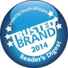 Readers Digest Trust Award Logo