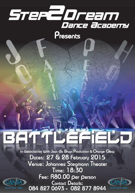 Step2Dream Battlefield Poster