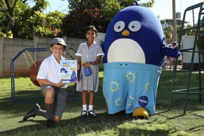 Be SunSmart Schools Programme Penguin Ray