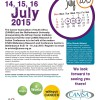 CANSA Research in Action Conference 2015 ad