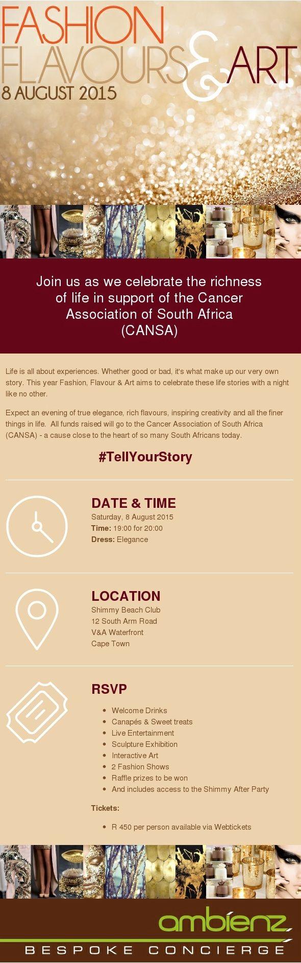 FF&A 2015 - General Invite