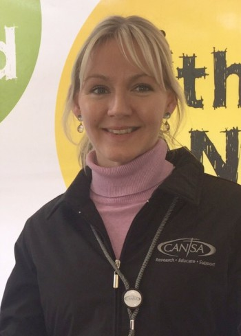 Dr Melissa Wallace, CANSA Head of Research
