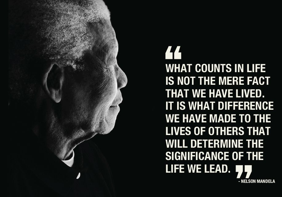 Nelson Mandela Quote Cansa The Cancer Association Of South Africa
