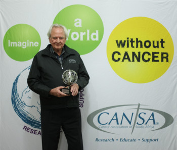 Dr Carl Albrecht Outgoing CANSA Head of Research