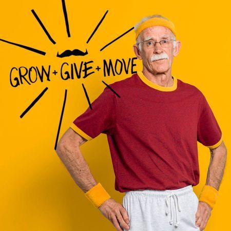 Grow Give Move post