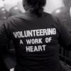 Volunteering a Work of Heart