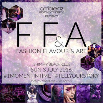 Fashion Flavour Art 2016 Instagram