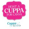 Host a Cuppa For CANSA post