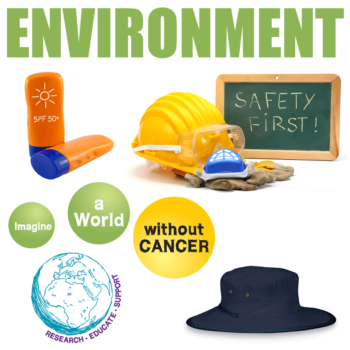 CANSA Environment campaign