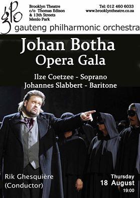 Johan Botha Opera Gala