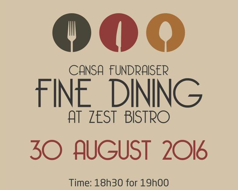 CANSA Zest Bistro Fine Dining Final