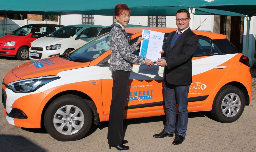 Tempest Car Hire Cansa The Cancer Association Of South Africa