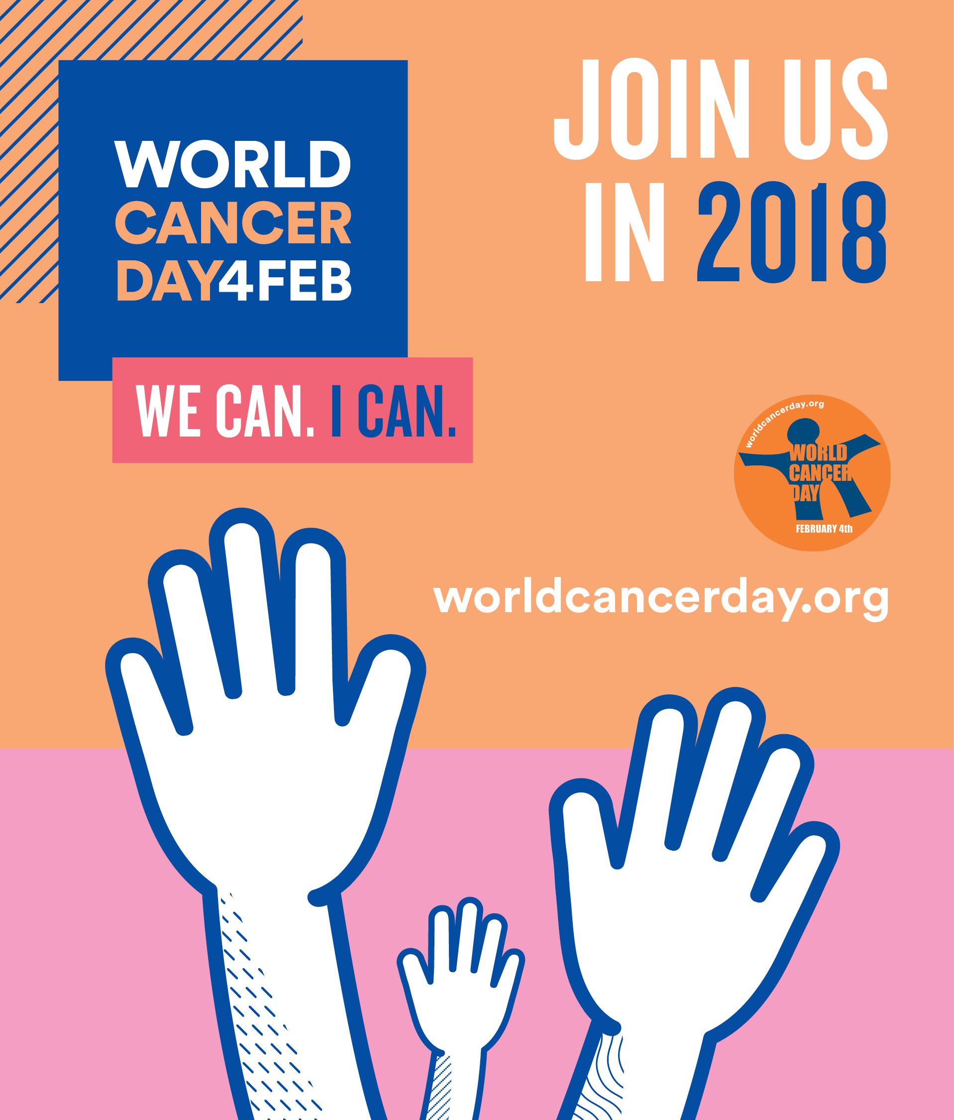 World Cancer Day - We Can  I Can  Make a Difference | CANSA
