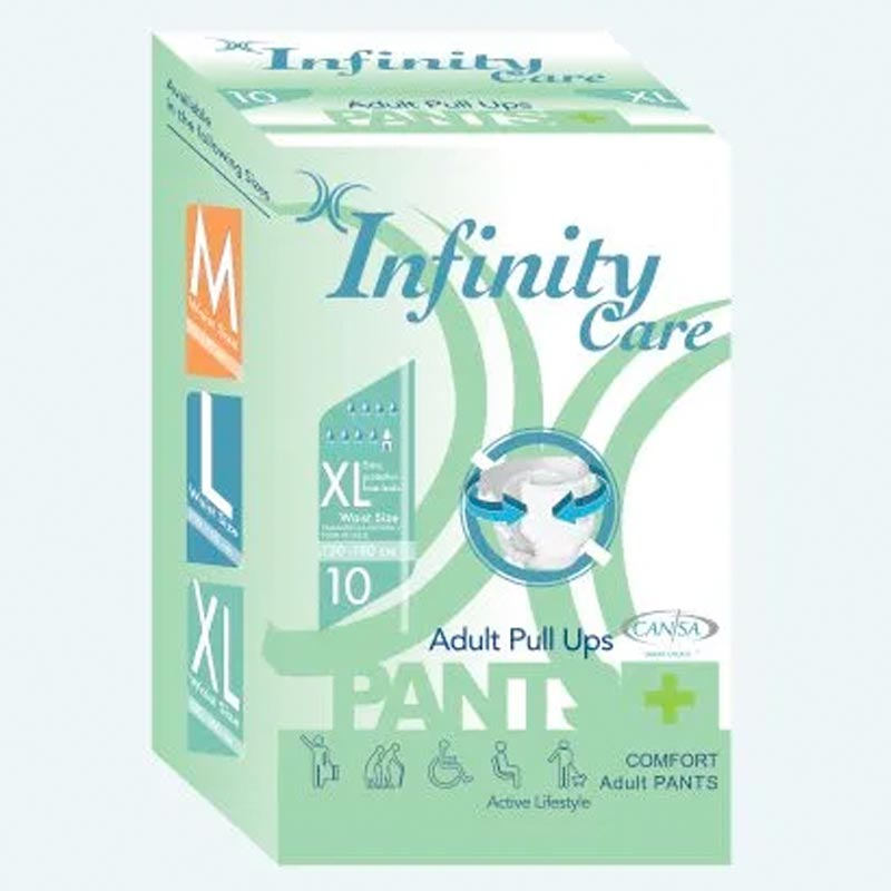 Infinity Care Adult Range