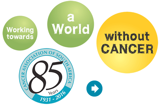 CANSA is 85 - Working towards a world without cancer