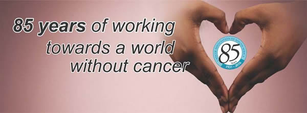 85 years of working towards a world without cancer