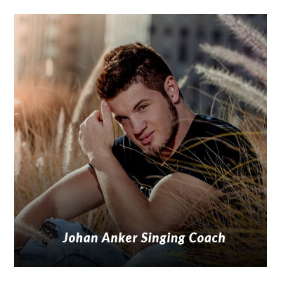 Johan Anker Singing Coach