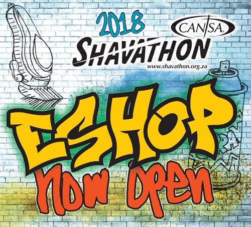 CANSA SHavathon 2018 eShop open