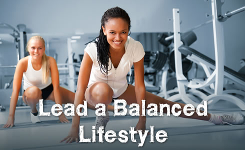 Lead a Balanced Lifestyle