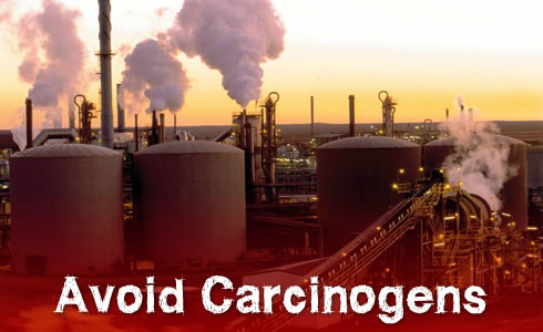 Avoid Carcinogens