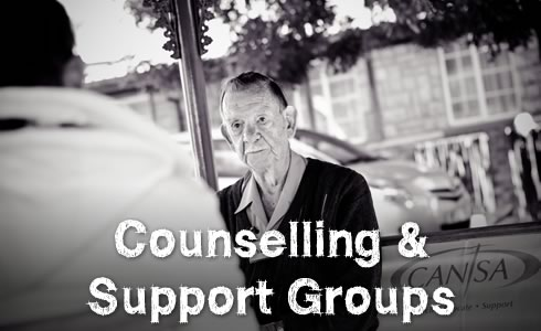 Counselling & Support Groups