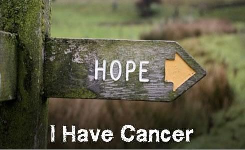 I have cancer