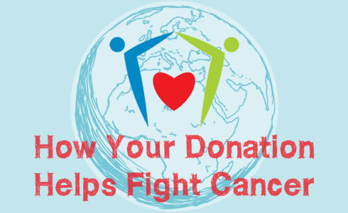 How Your Donation Helps Fight Cancer
