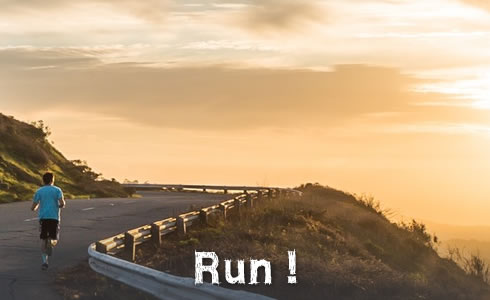 CANSA Active Online Fundraising Project: Running