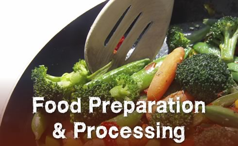 Food Preperation & Processing