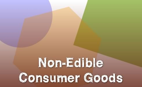 Non-Edible Consumer Goods