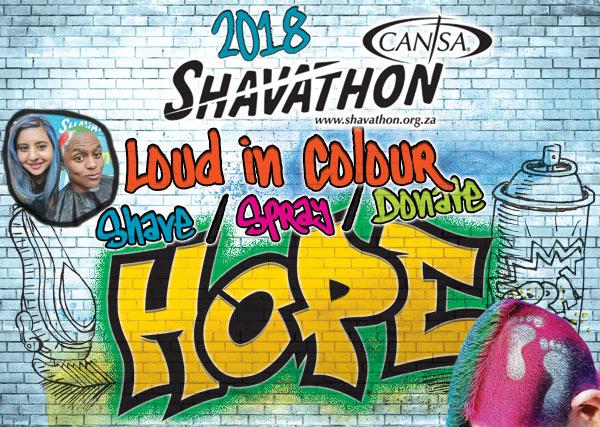 CANSA Shavathon 2018