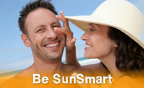 Be SunSmart