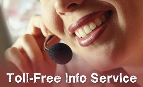 Toll-Free Info Service