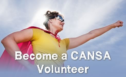 Become a CANSA Volunteer