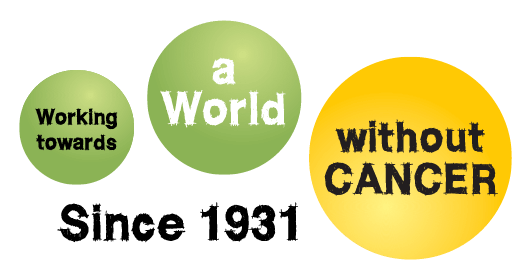 Working towards a world without cancer since 1931