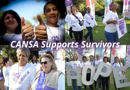 CANSA Supports Survivors