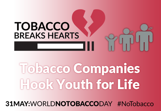 Tobacco Companies Hook Youth for Life